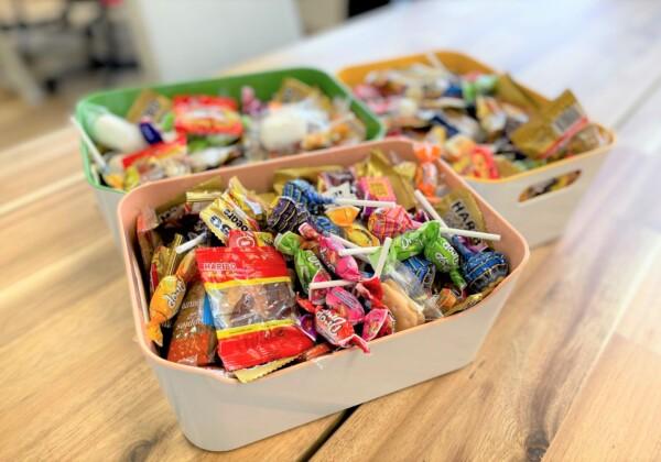 AMUSE不動産 お菓子