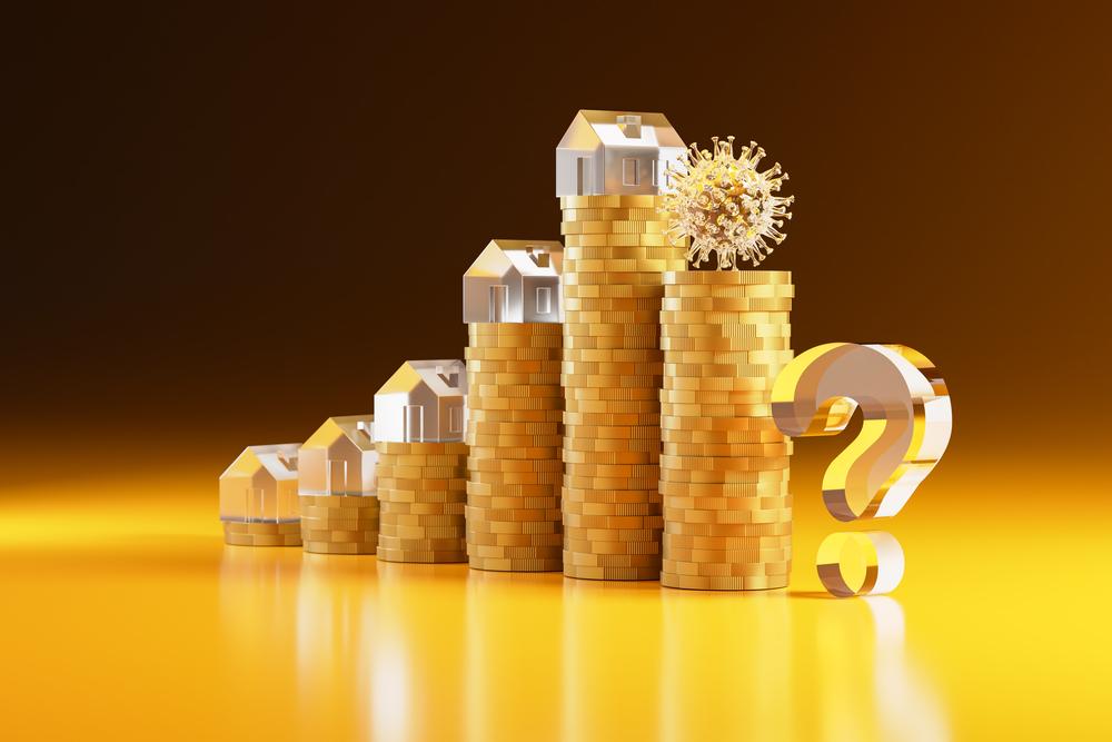 コロナ禍 不動産 市場 価格