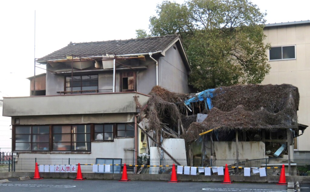 空き家 問題 不動産 廃墟
